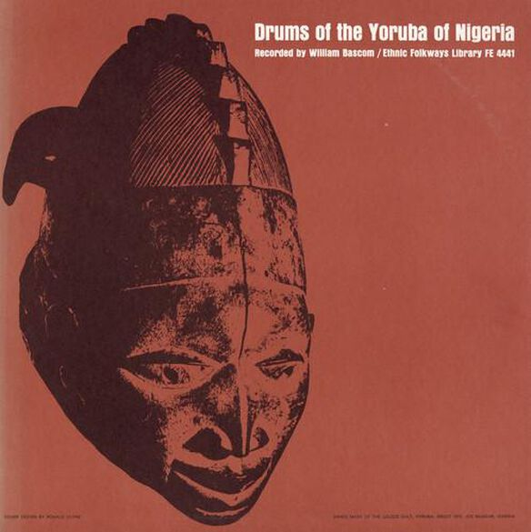Drums Yoruba Of Nigeria / Var