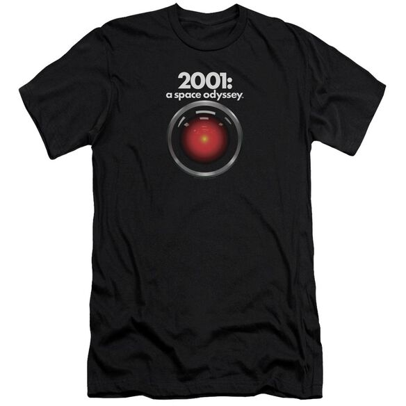 2001 A Space Odyssey Hal Hbo Short Sleeve Adult T-Shirt