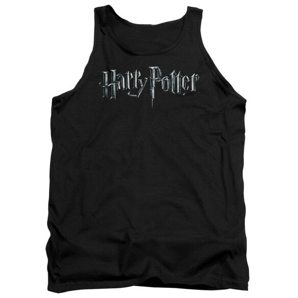Harry Potter Logo Adult Tank
