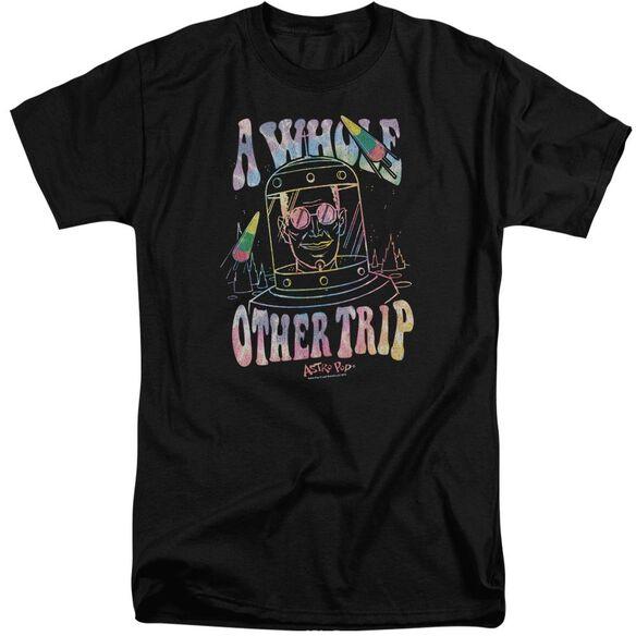 Astro Pop Space Popssdey Short Sleeve Adult Tall T-Shirt