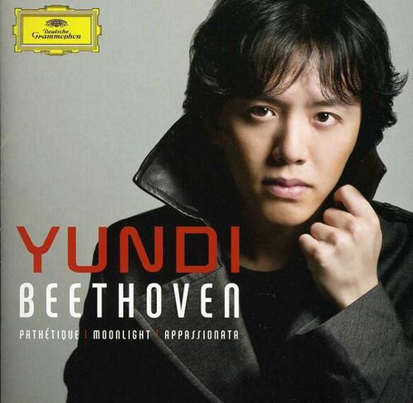 Ludwig Van Beethoven - Pathetique / Moonlight / Appassionata