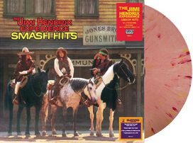 Jimi Hendrix - Smash Hits [Exclusive Yellow with Red Swirl Vinyl]