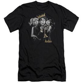 Archie Comics Ladies Man Short Sleeve Adult T-Shirt