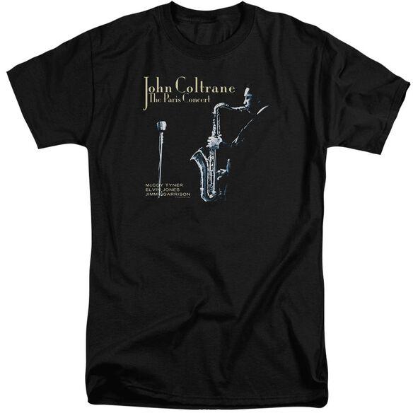 John Coltrane Paris Coltrane Short Sleeve Adult Tall T-Shirt