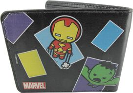 Avengers Kawaii Blocks Wallet