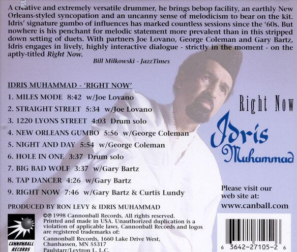 Right Now 798