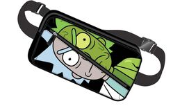Rick & Morty Fanny Pack