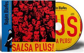 Ruben Blades - Salsa Plus!