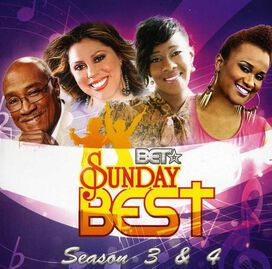 Various Artists - BET Sunday Best Season 3 & 4