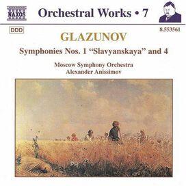 A. Glazunov - Orchestral Works 7