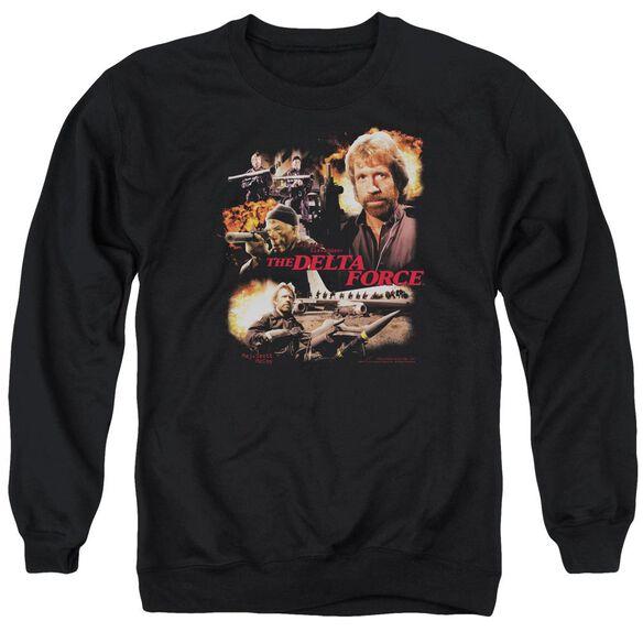 Delta Force Action Pack Adult Crewneck Sweatshirt