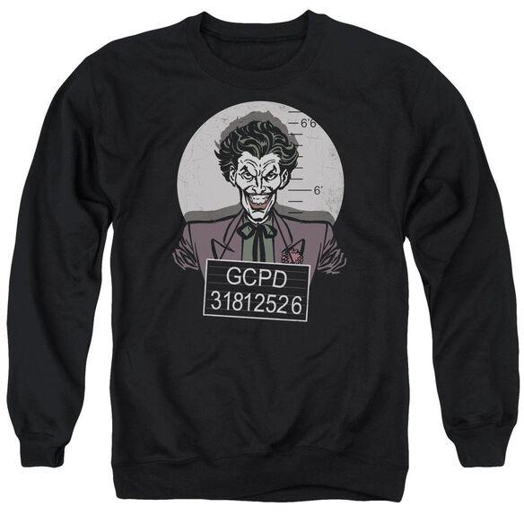 Batman Busted! Adult Crewneck Sweatshirt