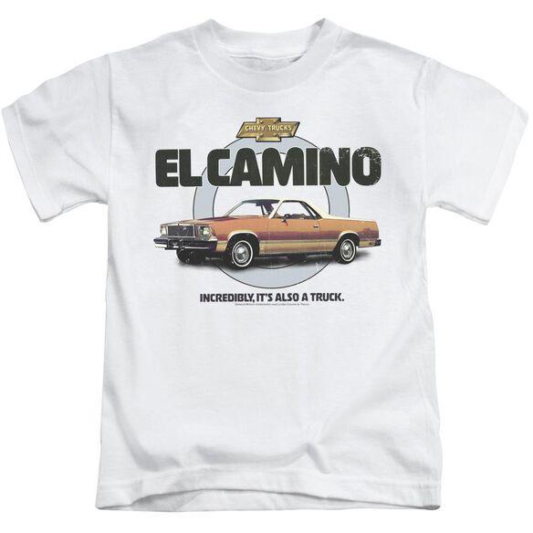 Chevrolet Also A Truck Short Sleeve Juvenile T-Shirt