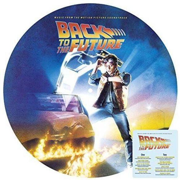 Back To The Future / O.S.T. (Jpn)