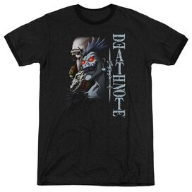 Death Note Shinigami Adult Ringer Black