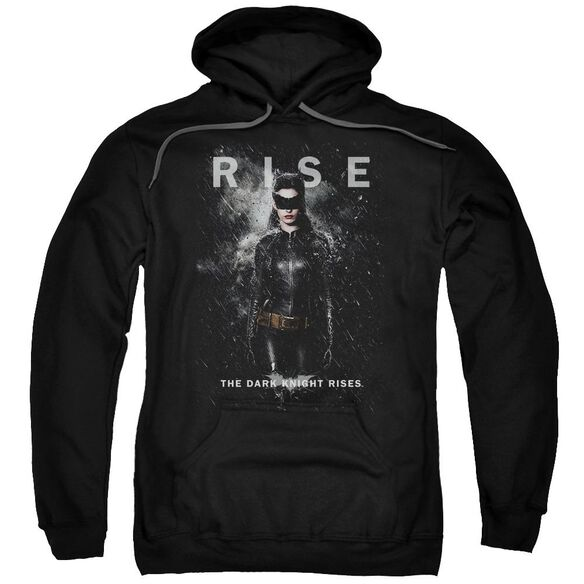 Dark Knight Rises Catwoman Rise Adult Pull Over Hoodie