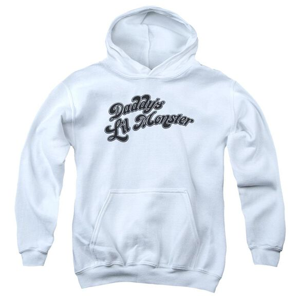 Suicide Squad Daddys Lil Monster Youth Pull Over Hoodie