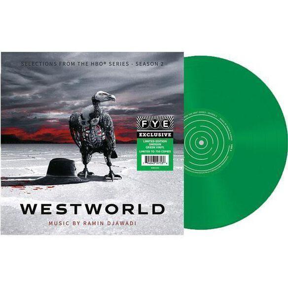 Ramin Djawadi - Westworld Selections from the HBO Series - Season 2 [Exclusive Shogun Green Vinyl]