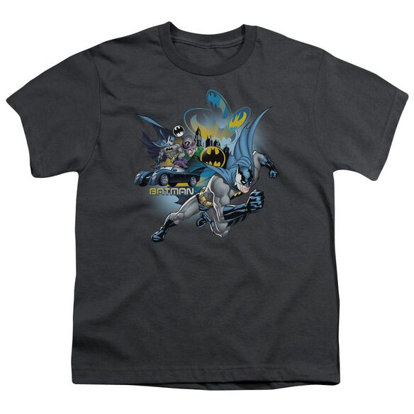 Batman Call Of Duty Short Sleeve Youth T-Shirt
