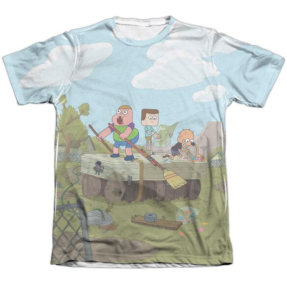 CLARENCE BOAT-ADULT POLY/COTTON T-Shirt
