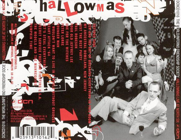 Hallowmas Live At North S