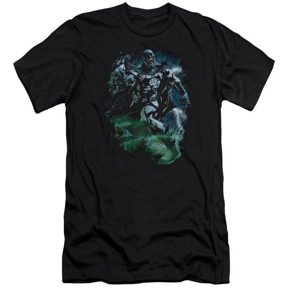 Green Lantern Lantern Batman Premuim Canvas Adult Slim Fit