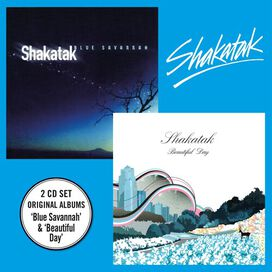 Shakatak - Blue Savannah + Beautiful Day