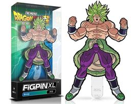 Figpin XL Dragonball Super Broly Movie Broly Pin