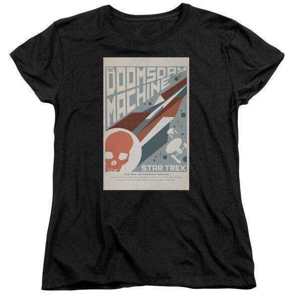 Star Trek Tos Episode 35 Short Sleeve Womens Tee T-Shirt