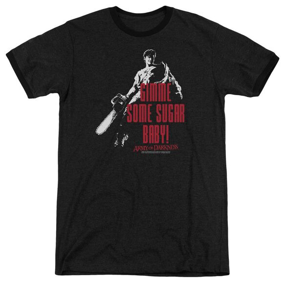 Army Of Darkness Sugar Adult Ringer