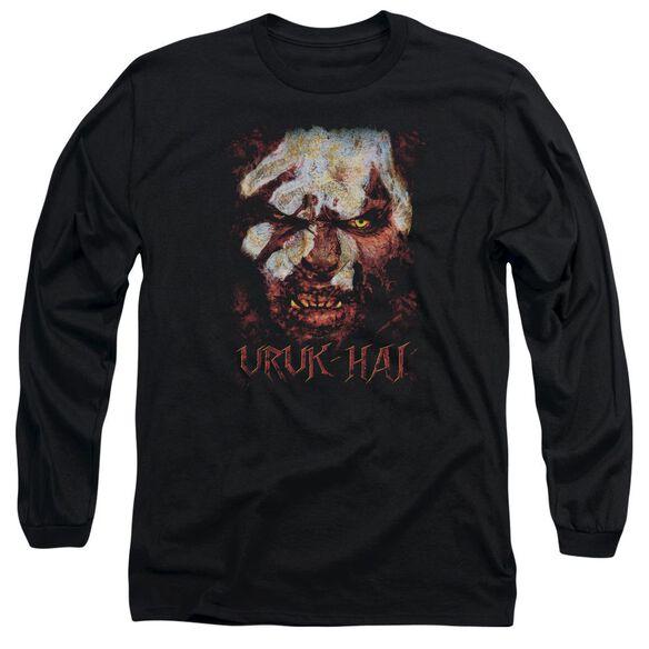 Lor Uruk Hai Long Sleeve Adult T-Shirt
