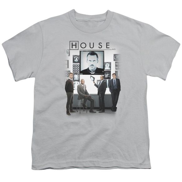 House The Cast Short Sleeve Youth T-Shirt