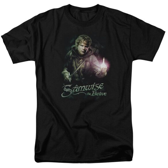 Lor Samwise The Brave Short Sleeve Adult T-Shirt