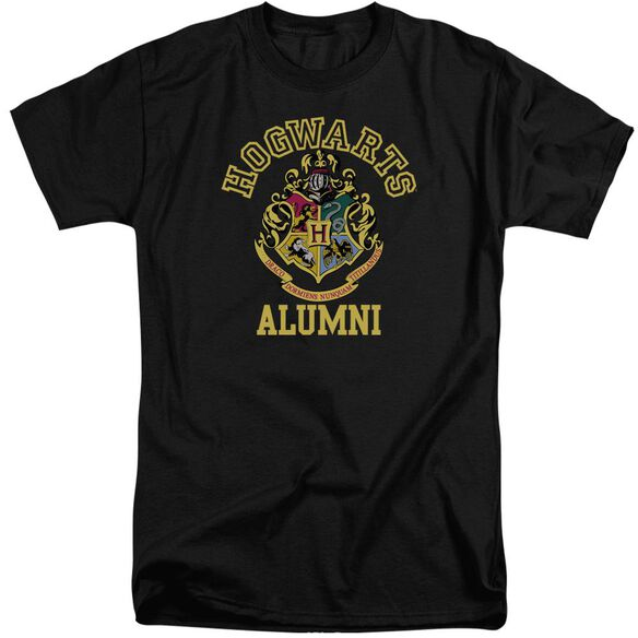 Harry Potter Hogwarts Alumni Short Sleeve Adult Tall T-Shirt