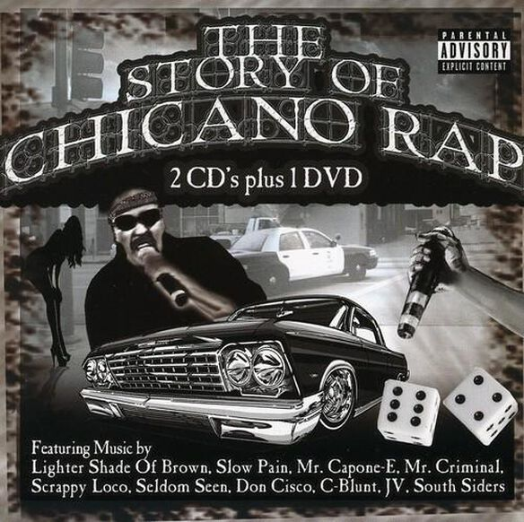 Story Of Chicano Rap / Various (W/Dvd)