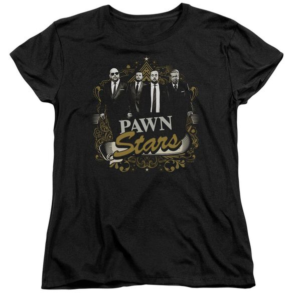 Pawn Stars Deal Short Sleeve Womens Tee T-Shirt