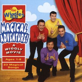 The Wiggles - Magical Adventure: A Wiggly Movie