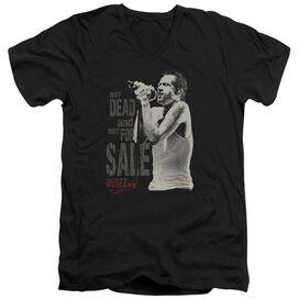 Scott Weiland Not Dead Short Sleeve Adult V Neck T-Shirt