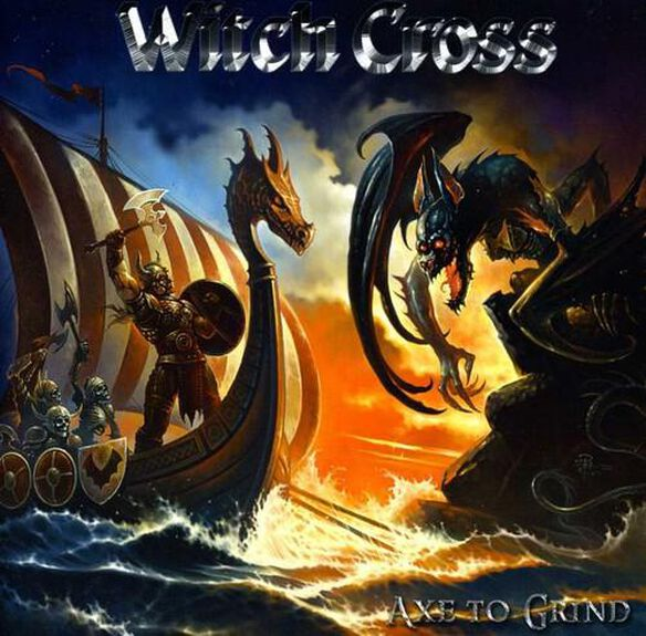 Witchcross - Axe to Grind