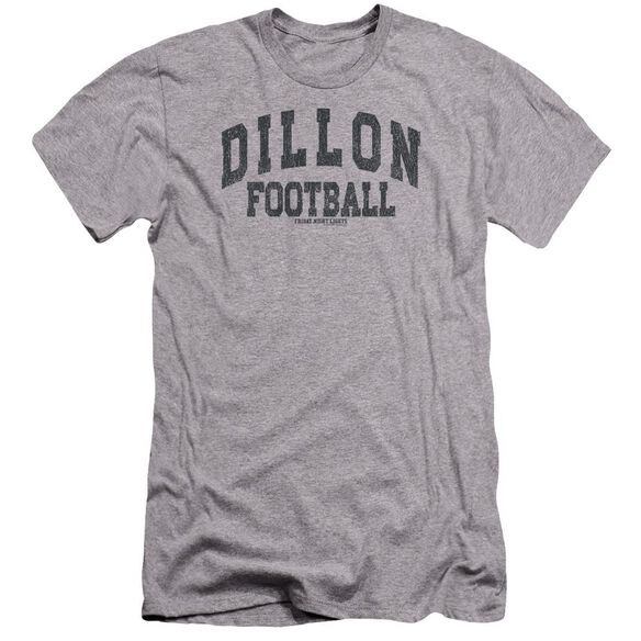 Friday Night Lights Dillion Arch Premuim Canvas Adult Slim Fit Athletic