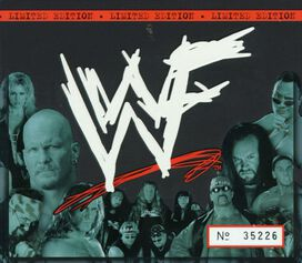 Various Artists - WWF Music Box Set