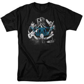 Aerosmith Rock N Round Short Sleeve Adult T-Shirt