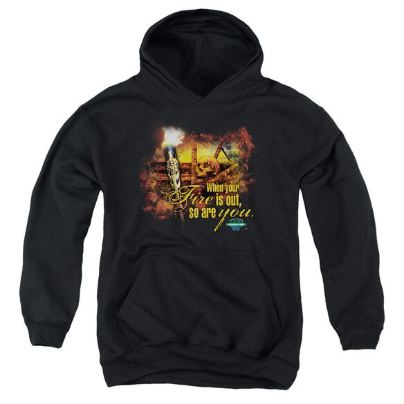 Survivor Fires Out Youth Pull Over Hoodie