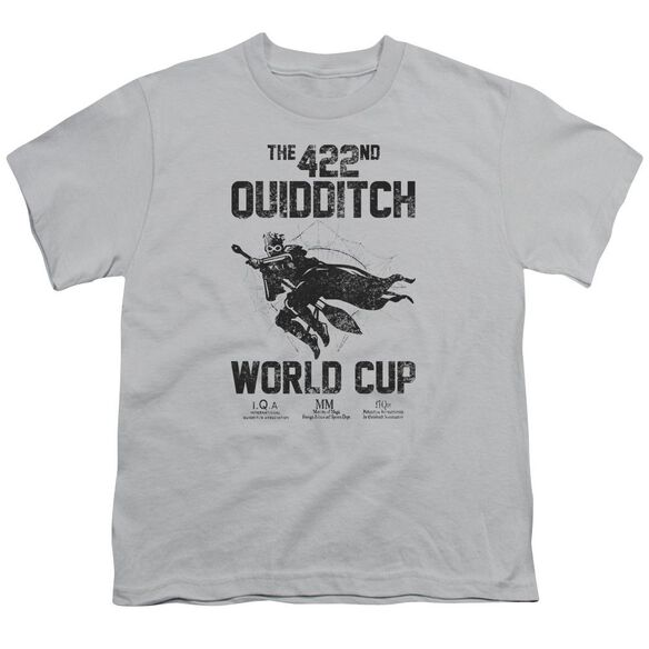 Harry Potter World Cup Short Sleeve Youth T-Shirt