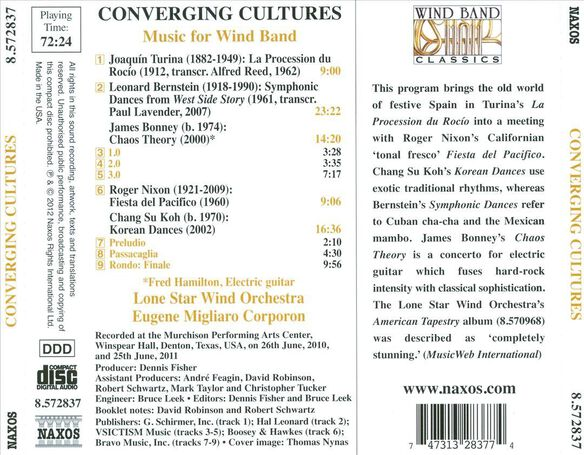 Coverging Cultures
