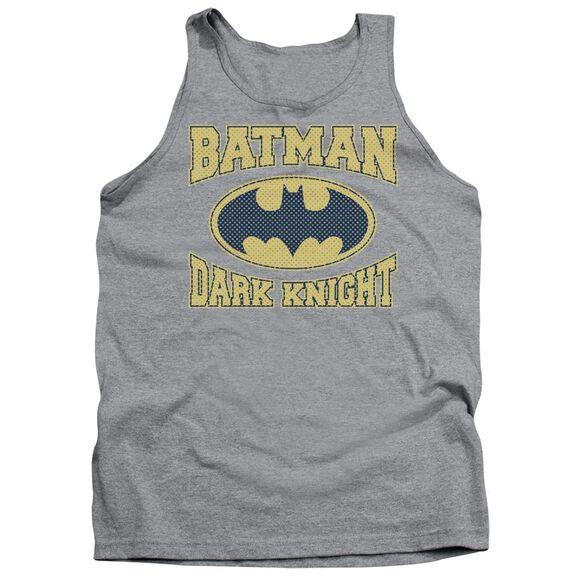 Batman Dark Knight Jersey Adult Tank Athletic