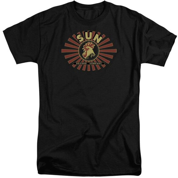 Sun Sun Ray Rooster Short Sleeve Adult Tall T-Shirt