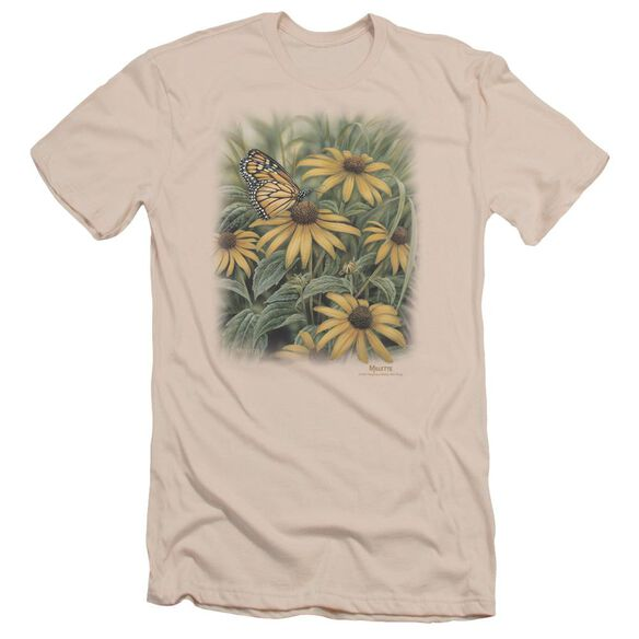 Wildlife Monarch Butterfly Short Sleeve Adult T-Shirt