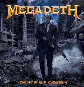 Megadeth - Death By Design [Exclusive Transparent 4LP Vinyl & Leather Bound Slip Case]
