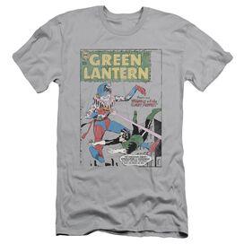 GREEN LANTERN PUPPET MENACE - S/S ADULT 30/1 - SILVER T-Shirt